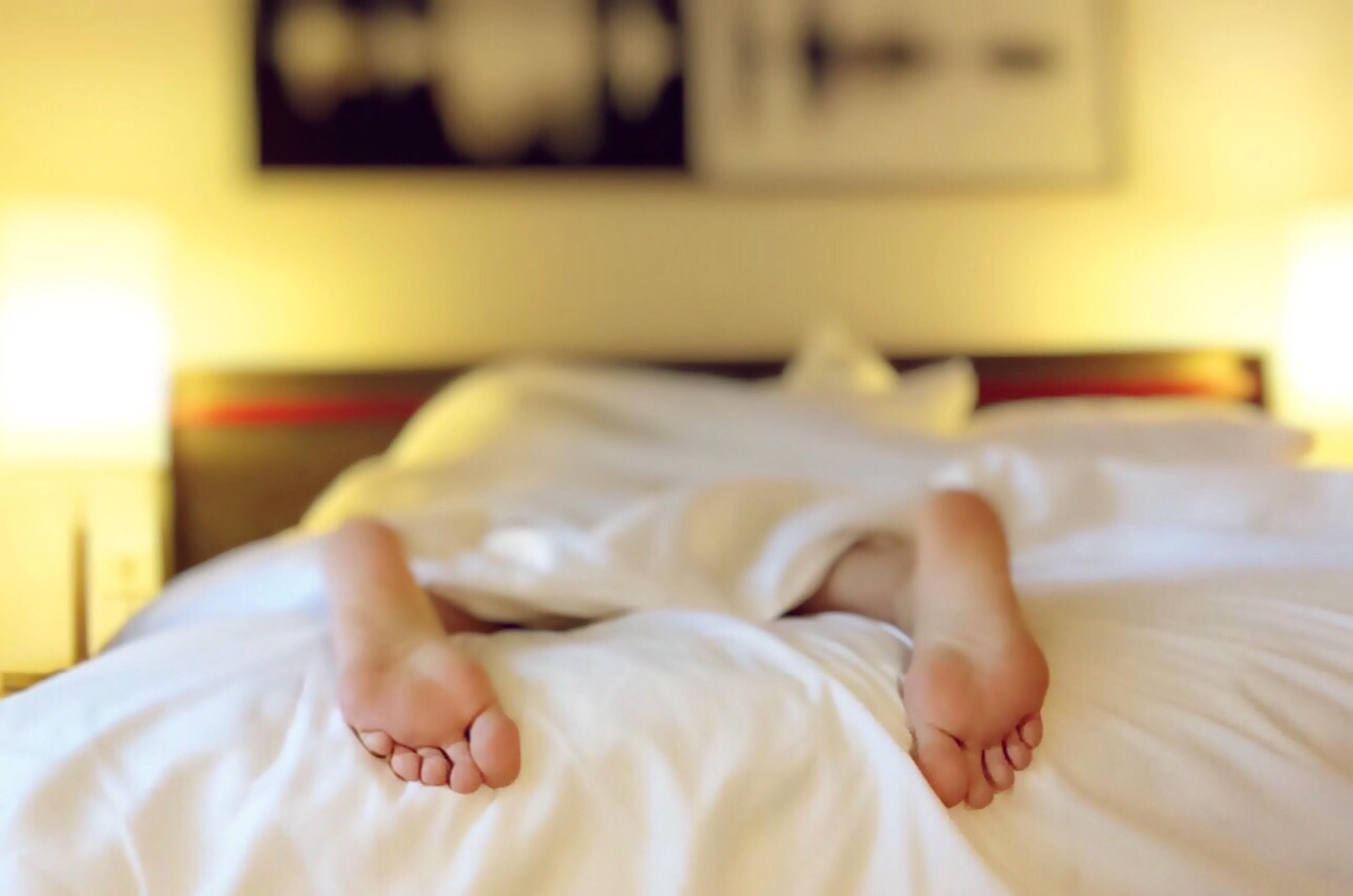 for lidt søvn symptomer